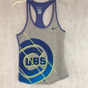 CUBS Tank Top Nike T size S
